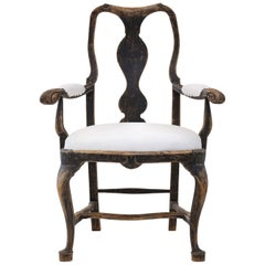 Baroque Swedish Armchair