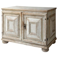 Baroque Swedish Two-Door Buffet
