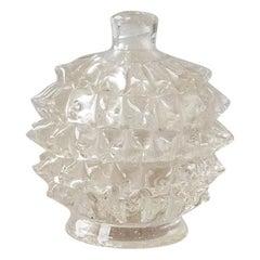 Barovier Glass Bud Vase