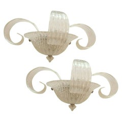 Barovier Murano Wall Sconces