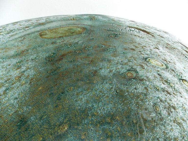 Barovier Spuma Di Mare Platter For Sale 5