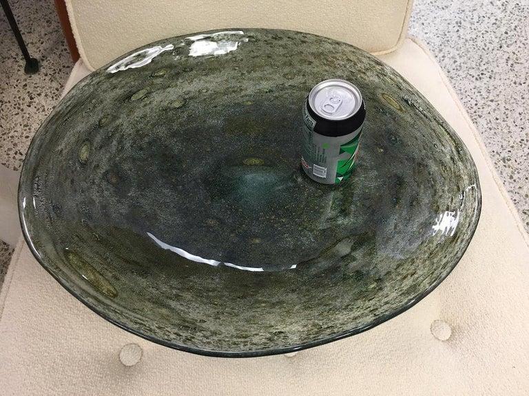 Barovier Spuma Di Mare Platter For Sale 7