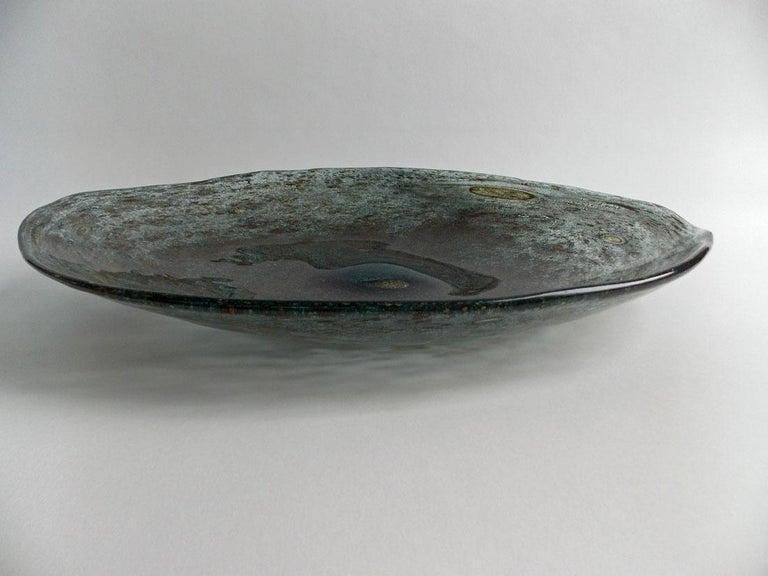 Barovier Spuma Di Mare Platter For Sale 1