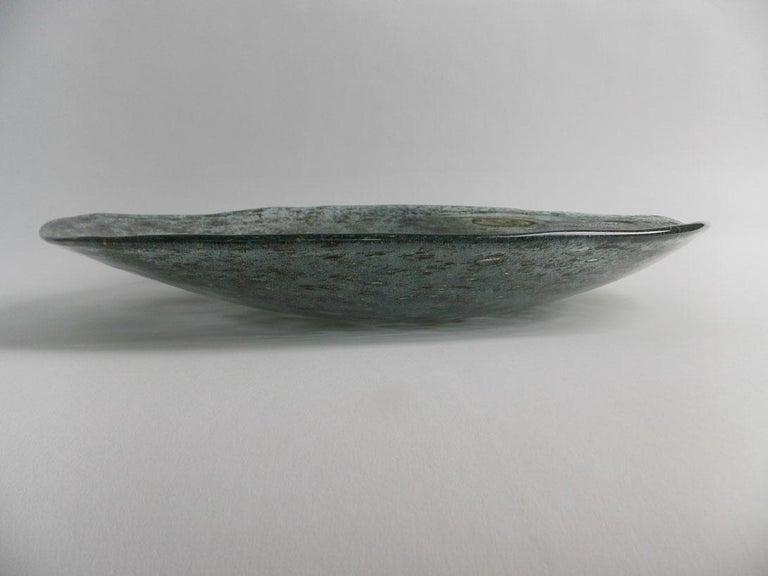 Barovier Spuma Di Mare Platter For Sale 2