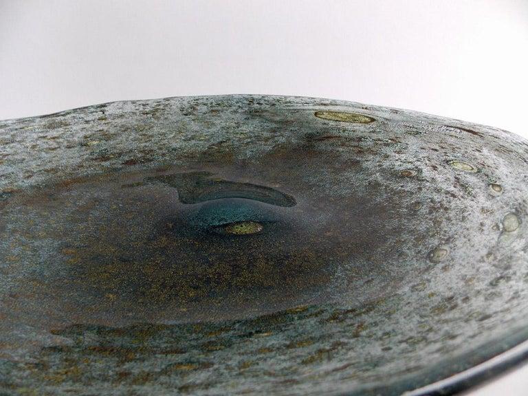 Barovier Spuma Di Mare Platter For Sale 3