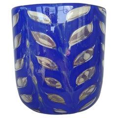 Barovier & Toso Graffito Vase designed by Ercole Barovier