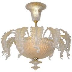 Murano Glass Chandeliers and Pendants