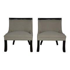 Barrel Back Chairs