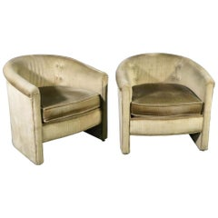 Barrel Back Chairs