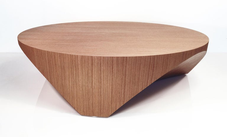 William Earle's modernist tree stump series. This cocktail table is 42