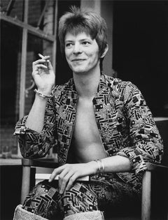 David Bowie, London, 1972