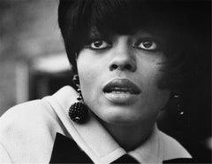 Diana Ross, BBC Studios, London, 1965