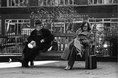 Elton John, Soho Square, NY, 1970