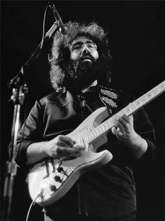 Jerry Garcia, England