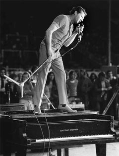 Jerry Lee Lewis, England, 1972