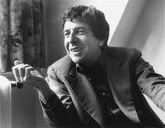 Leonard Cohen, Chelsea, London, 1974