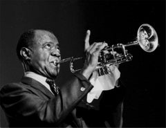 Louis Armstrong, Victoria Palace Theatre, London, 1968