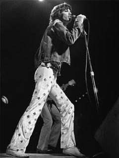 Mick Jagger, Wembley Arena, London, 1973