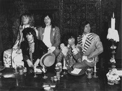 The Rolling Stones, Beggars Banquet, Kensington, London, 1968