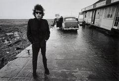 "Bob Dylan ""Aust Ferry"".  Wales, UK.  1966"