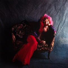 Janis Joplin, Hollywood, CA, 1970