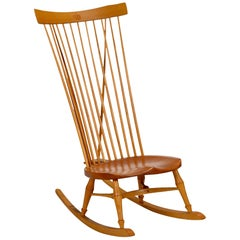 Barry Michael Murphy Apple Picker Rocker Chair