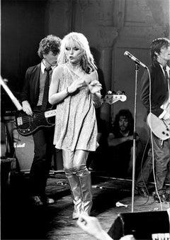 Debbie Harry, Blondie, Amsterdam, 1978