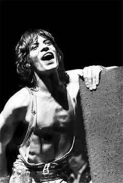 Mick Jagger, The Rolling Stones, Germany, 1973