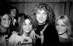 Robert Plant, Led Zeppelin, Los Angeles, CA, 1975