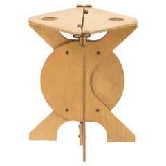 "Barry Simpson ""Rooster"" Folding Stool"
