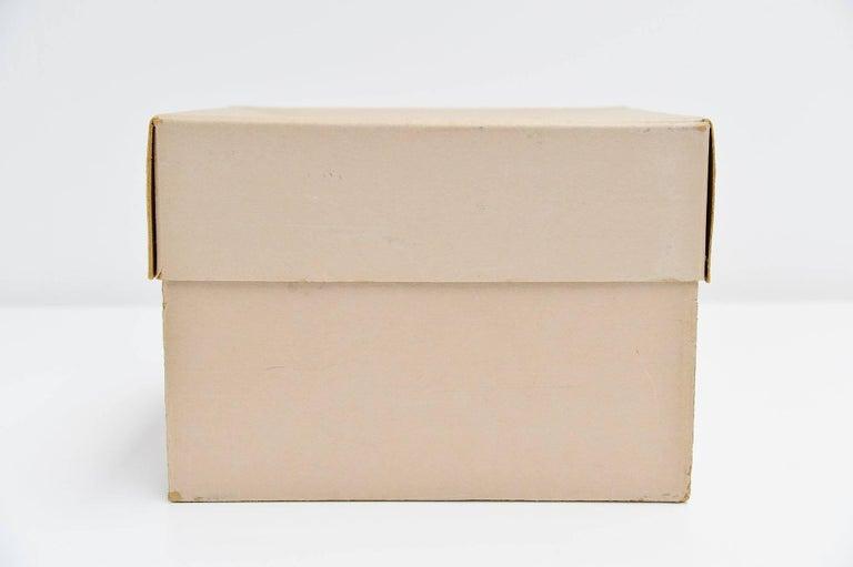 Bart van der Leck Packaging Box Metz & Co Holland, 1935 In Good Condition For Sale In Roosendaal, Noord Brabant