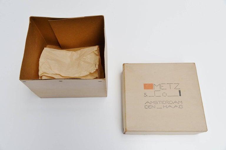 Paper Bart van der Leck Packaging Box Metz & Co Holland, 1935 For Sale