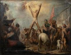 The Martyrdom Of Saint Andrew, 19th Century