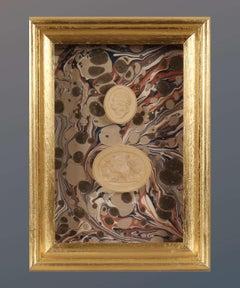 Paoletti Impronte, 'Mussei Diversi', Rome c1800. Grand Tour intaglios.