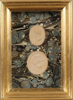 Paoletti Impronte, 'Mussei Diversi', Rome c1800.