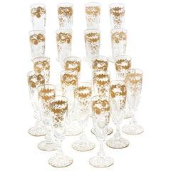 Barware / Tableware Crystal Service for Twenty