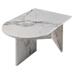 Bas Marble Coffee Table by Edition Club