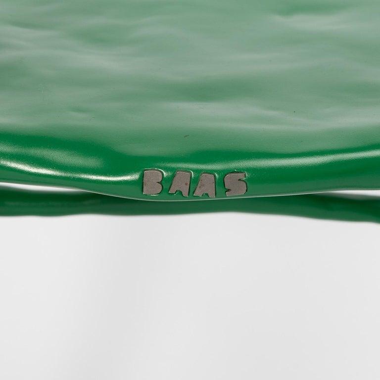 Resin Basel Chair, Maarten Baas, Maarten Baas Studio 'the Netherlands'