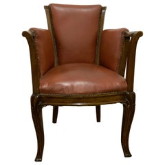 Basile Desk Armchair 'Attributed'