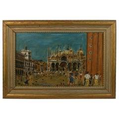 Basilica Saint Mark Venice