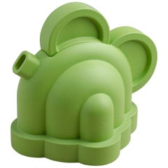 Basilico Model Teapot by Ettore Sottsass for Alessio Sarri Editions
