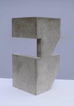 Sangar IV - Unique Cast Concrete Sculpture