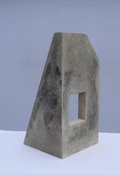 Sangar V - Unique Cast Concrete Sculpture