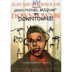 Basquiat Downtown 81 Film Poster