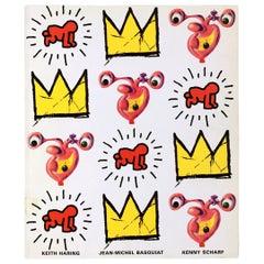 Basquiat, Keith Haring, Kenny Scharf Catalog, 1998
