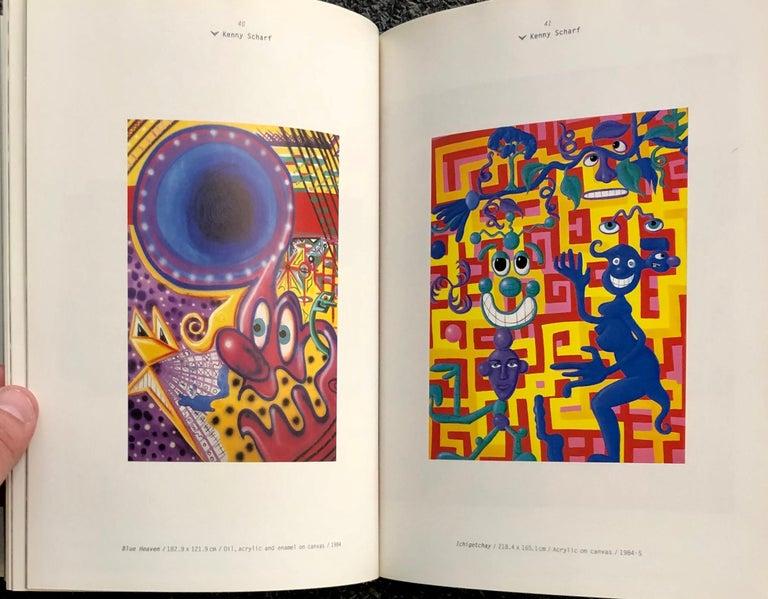 Basquiat Keith Haring Kenny Scharf Catalogue, 1998 2
