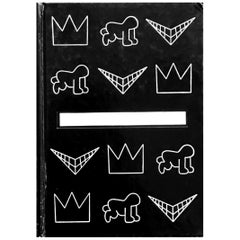 Basquiat Keith Haring Kenny Scharf Catalogue, 1998