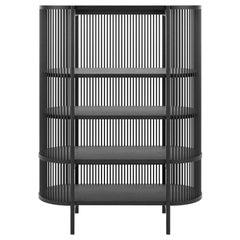 Bastone Cabinet in Black