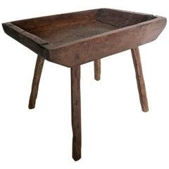 Batea Tray Table
