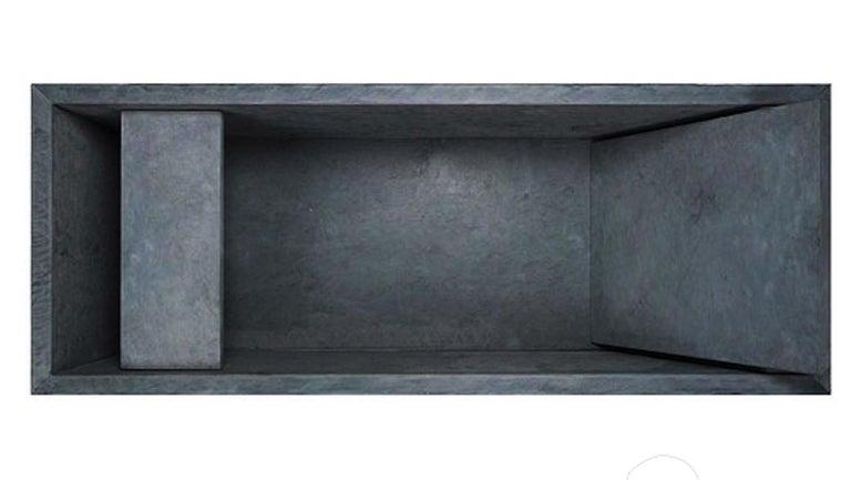 The Kobe Interna tub is part of the